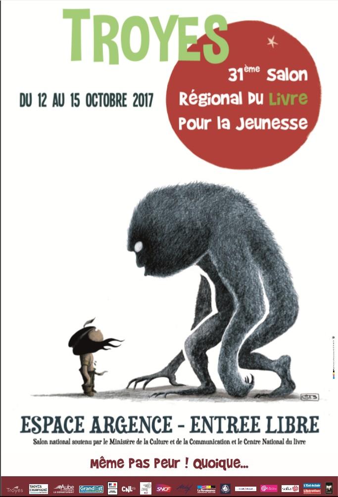 """Résultat de recherche d'images pour """"troyes salon livre jeunesse 2017"""""""